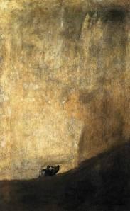 Goya's Dog
