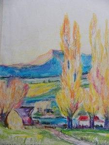 Henri Moser Pastel