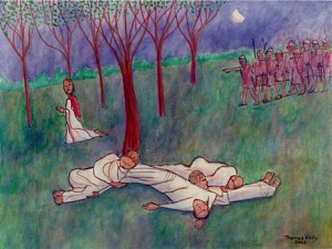 """Garden of Gethsemane"" by Thomas Kelly (2006)"
