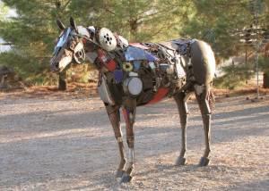 "Matt Clark's ""The Painted Pony"""