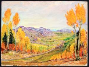 """Henri Moser's """"Beaver Mountain"""""""