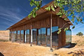 Navajo Home Constructed by DesignBuildBluff architecture students