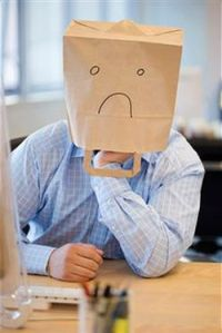 What I Might Look Like with a Bag on My Head