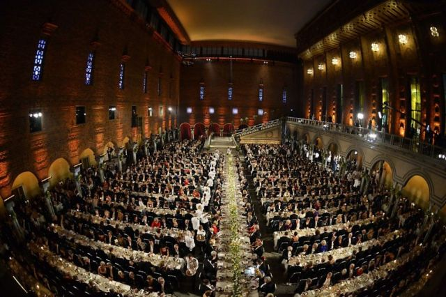 Nobel Prize Banquet Hall