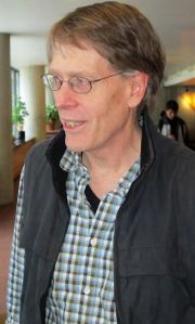Photograph of Lars Taken by Lee Benson, Reporter for the Deseret News
