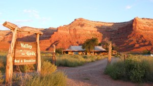 Valley of the Gods B&B and Its Beautiful Backdrop