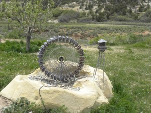 Simplest Waterwheel at BMGR