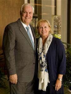 Robert and Lynette Gay Have Devoted Much of Their Lives in Serving Others through Humanitarian Efforts
