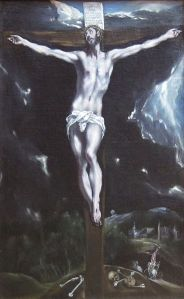 "El Greco's ""Christ on the Cross"" (circa 1600)"