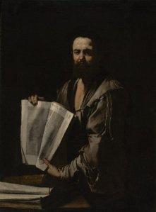 "Ribera's ""Eucid"" (circa 1630s)"