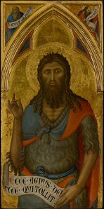 "Tomme's ""Saint John the Baptist"" (late 1300s)"