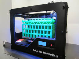 Commercially Available 3-D Printer