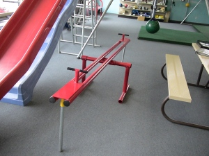 Commercially Available Teeter Totter