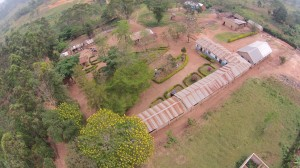 Orphanage/School Compound Located North of Masaka