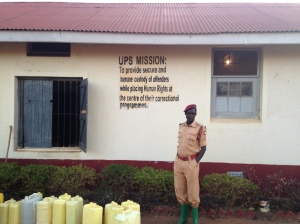 The Ugandan Prison System Has a Mission Statement!