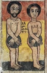Ethiopian Depiction of Adam and Eve