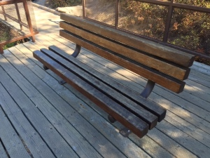 Diy Benches For Outdoor Education And Recreation Sites