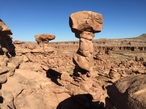Amazing Rock Formations Are Everywhere South of Montezuma Creek UT