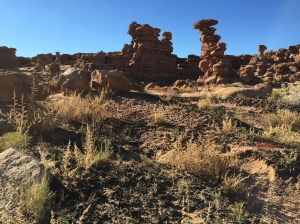 Goblin Formations in the 4-Corners Area