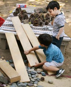 Items for Loose Parts Playground