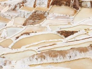 Salt Ponds near Urubamba