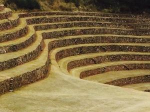 Inca Terraces at Moray
