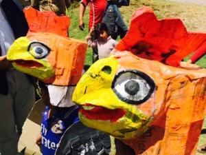 Children's Condor Costumes