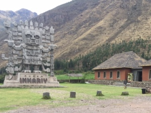 Inkariy Museum near Calca Peru is Well Worth a Visit