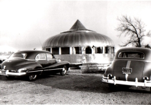 William Graham Version of Dymaxion House