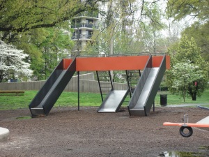 Nogluchi Slide in Atlanta's Playscapes