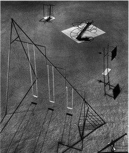 Another Yoguchi Swing Set Design