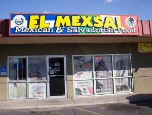 El Mexsal, a Mexican and Salvadorian Restaurant on Freedom Blvd